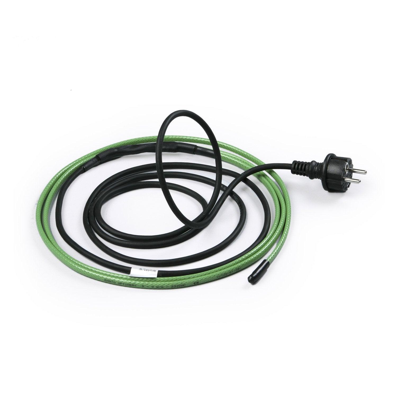 C ble antigel lectrique ext rieur ensto efpph 135 w - Cable electrique pour eclairage exterieur ...