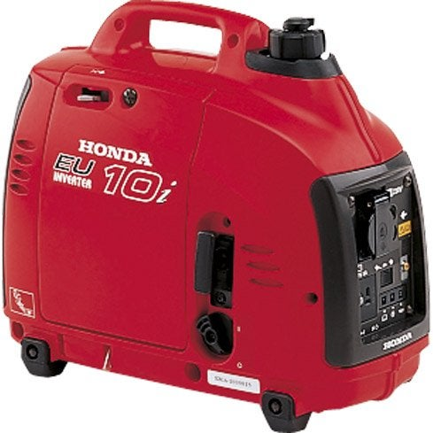 Groupe lectrog ne essence inverter honda eu10i 900 w for Groupe electrogene pour maison
