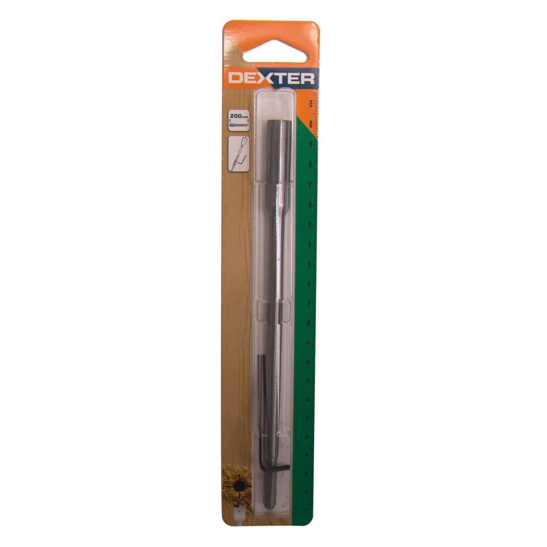 Rallonge bois diam foret de 5 10 mm dexter leroy merlin for Foret carrelage leroy merlin