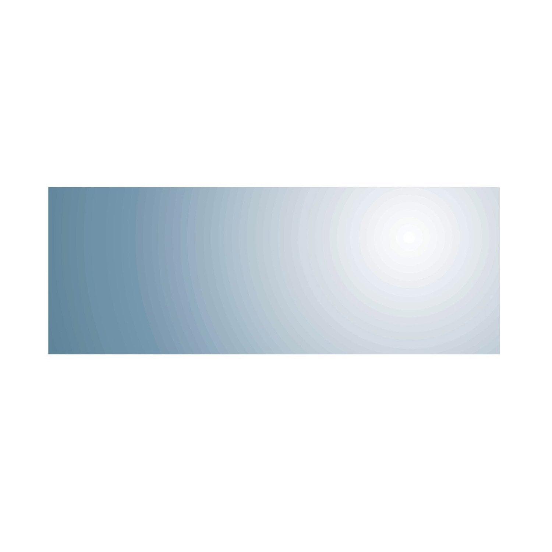 Miroir non lumineux d coup rectangulaire x cm for Miroir 0 coller