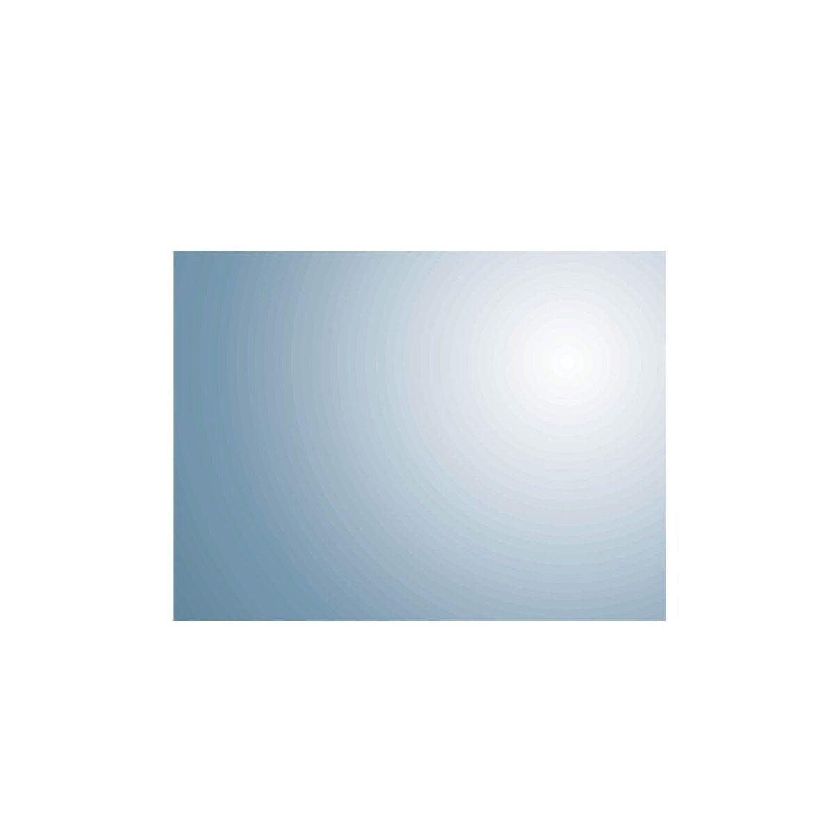 Miroir non lumineux d coup rectangulaire x cm for Miroir 140 x 60