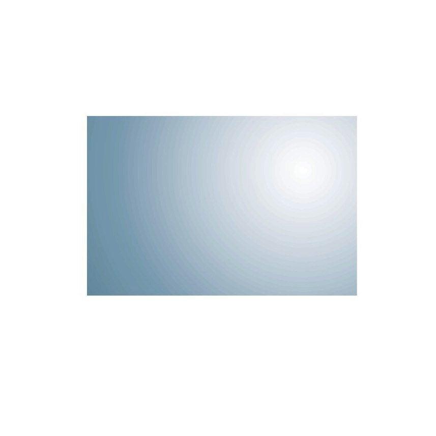 Miroir non lumineux d coup rectangulaire x cm for Miroir double face