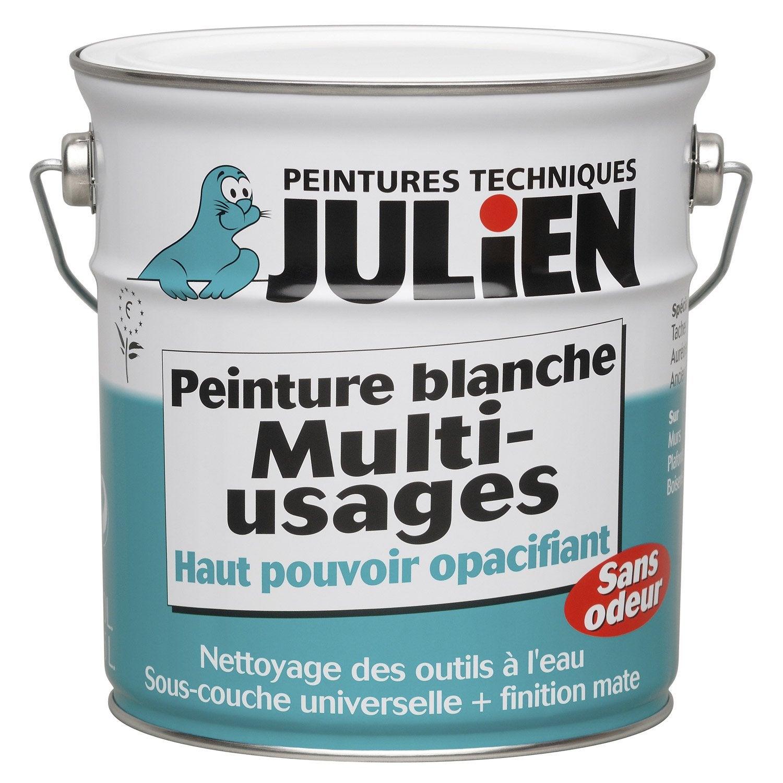Sous couche julien 2 5 l leroy merlin - Sous couche peinture julien ...