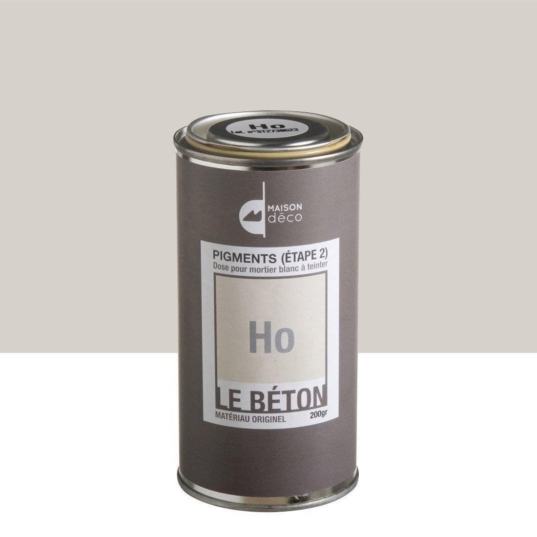 peinture effet pigment le b ton maison deco ho 0 2 kg leroy merlin. Black Bedroom Furniture Sets. Home Design Ideas