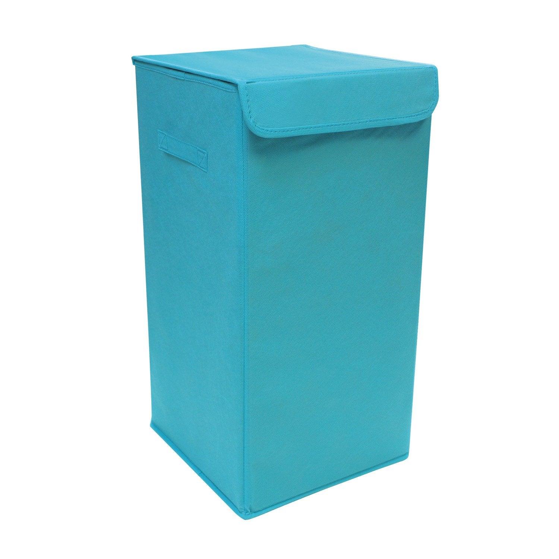 salle de bain bleu turquoise et marron » Photos de design d ...