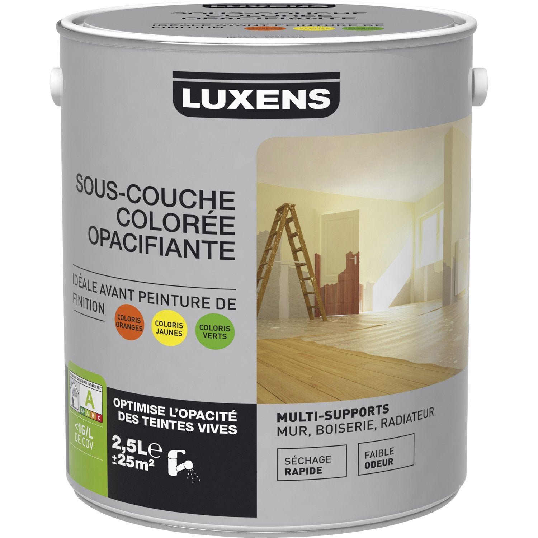 sous-couche peinture - sous-couche universelle, plaque de plâtre ... - Mettre Une Sous Couche Avant De Peindre