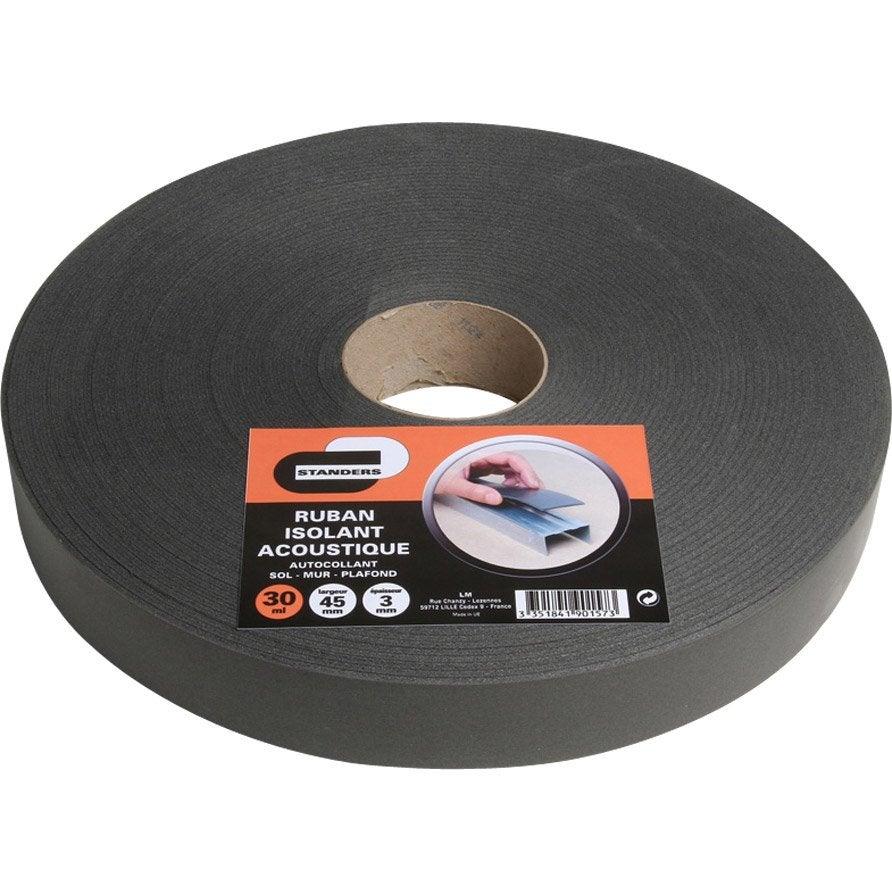 Ruban isolant acoustique standers 30 ml leroy merlin - Isolant multicouche leroy merlin ...