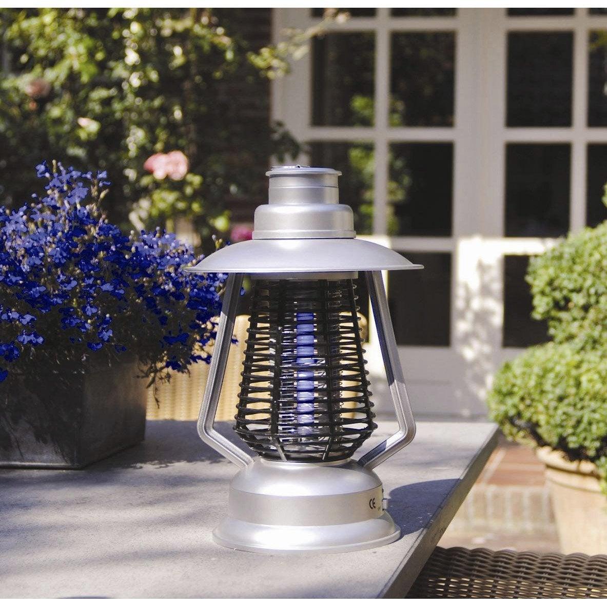 Lampe antimoustiques nortene leroy merlin - Torche de jardin leroy merlin ...