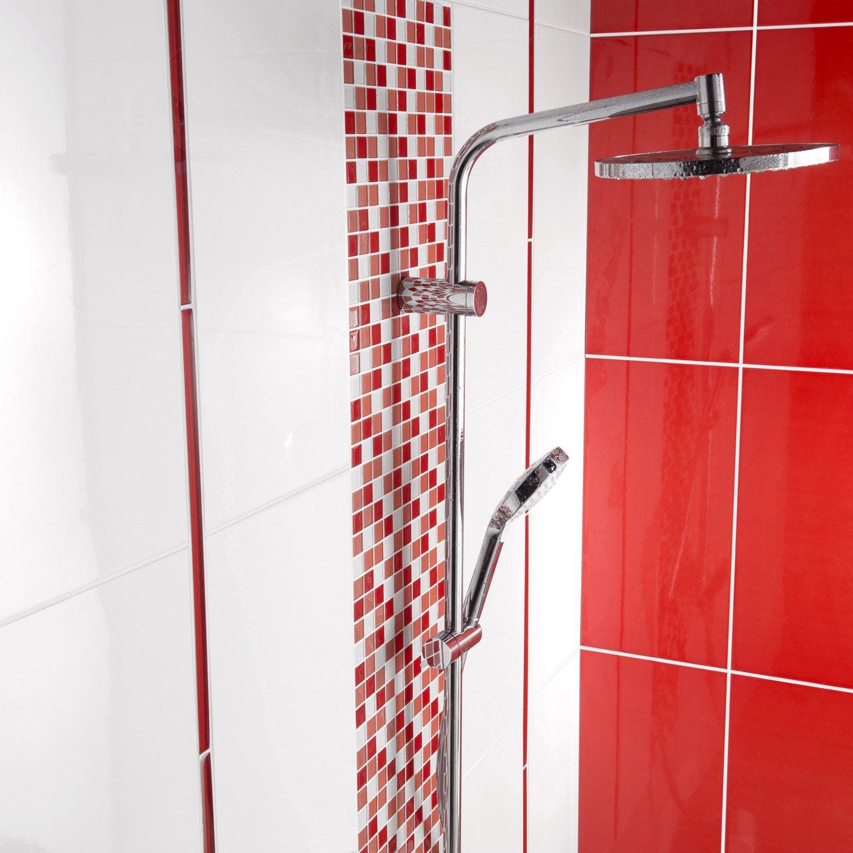 listel colors rouge l 2 x cm leroy merlin. Black Bedroom Furniture Sets. Home Design Ideas
