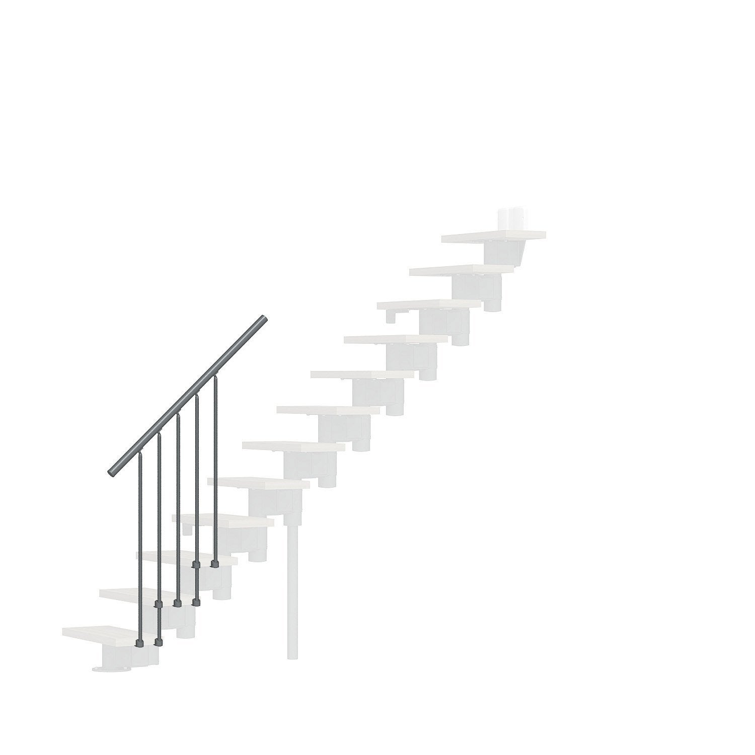 Garde corps suppl mentaire pour escalier long leroy merlin - Garde corps leroy merlin ...