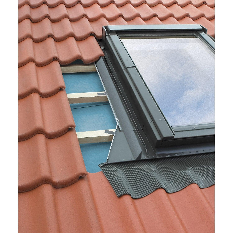 Populaire Fenêtre de toit ARTENS par projection, l.78 x H.98 cm | Leroy Merlin WV38