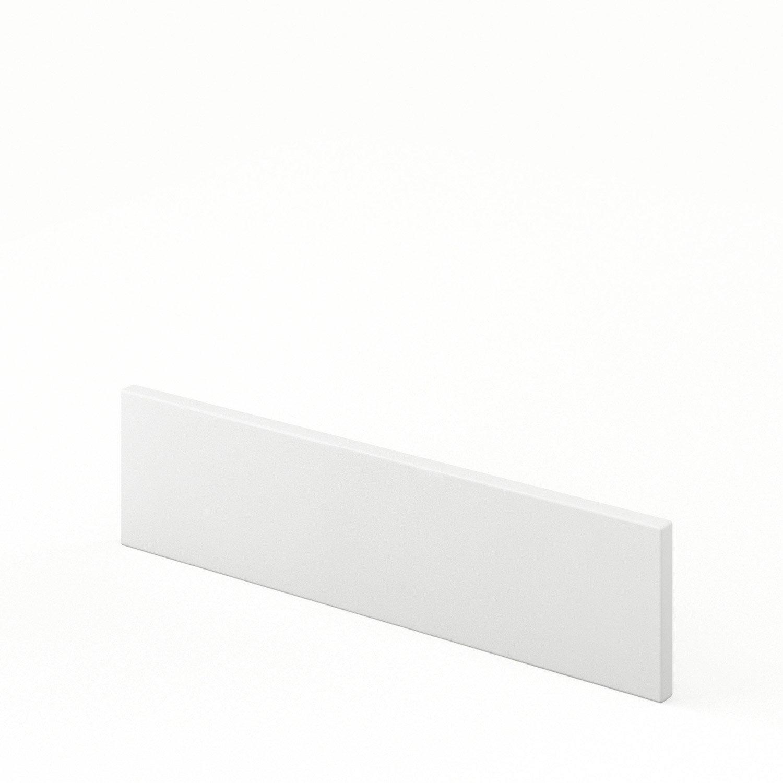 bandeau four de cuisine blanc o60 15 rio l60 x h15 cm leroy merlin. Black Bedroom Furniture Sets. Home Design Ideas