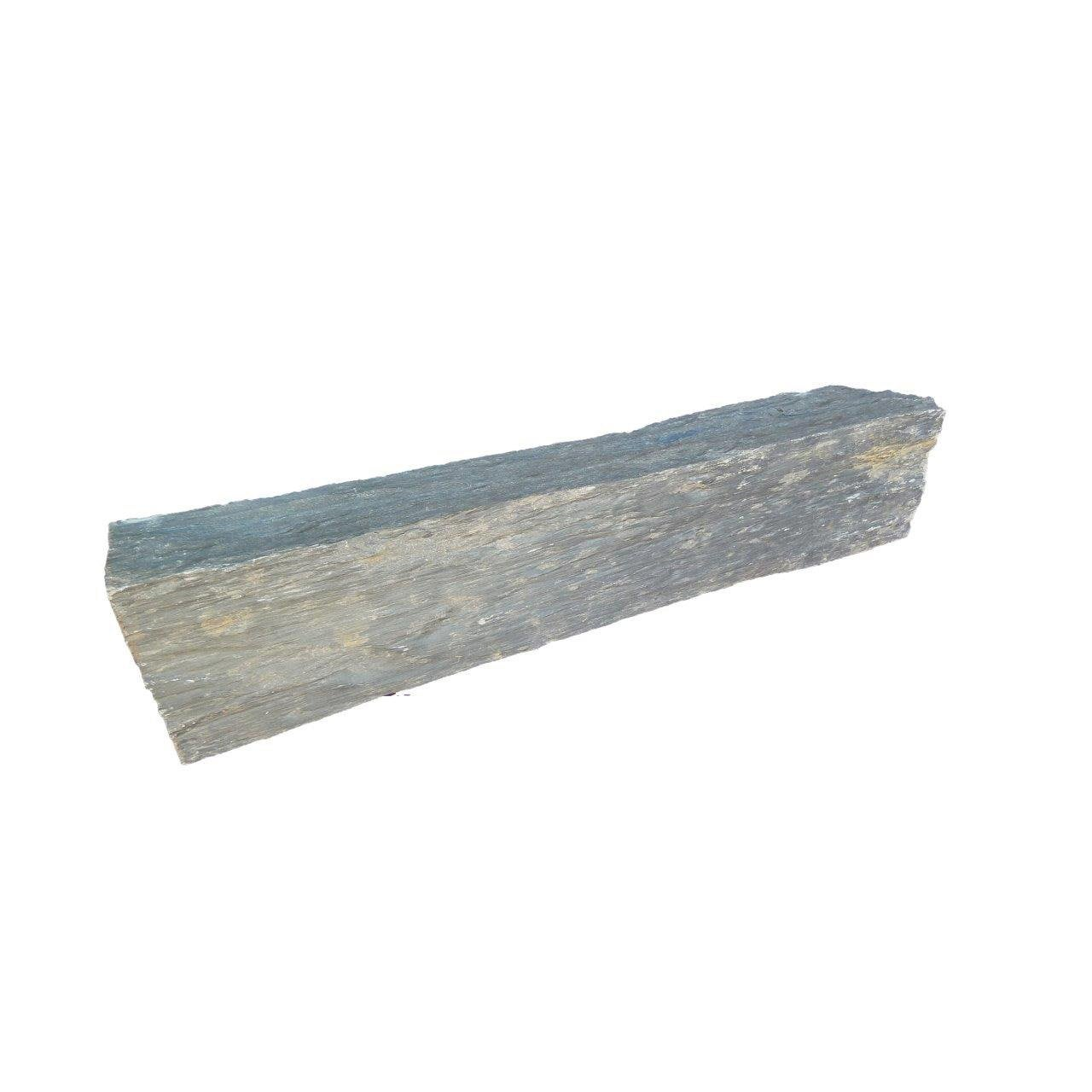 Bordure droite ardoise gris x cm leroy merlin - Bordure ardoise point p ...