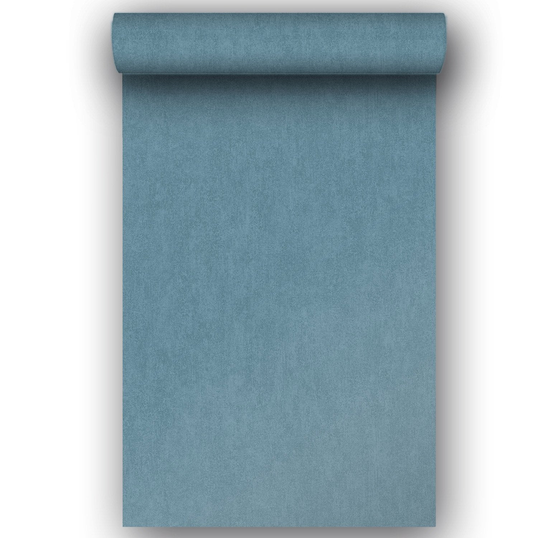 Papier peint intiss messina bleu leroy merlin - Papier adhesif leroy merlin ...