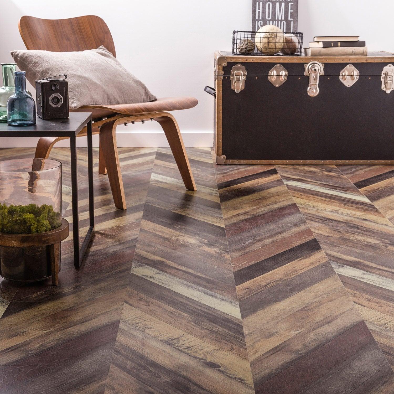 dalle stratifi e multicolore ph ep 8 mm novofloor leroy merlin. Black Bedroom Furniture Sets. Home Design Ideas