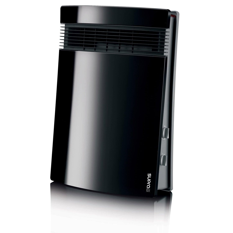radiateur soufflant salle de bain fixe électrique supra lito 01 ... - Radiateur Soufflant Salle De Bain Supra