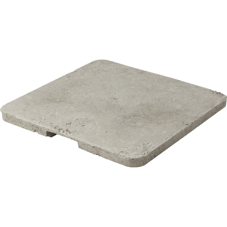 Couvercle b ton gris legouez x x ep 4 cm for Beton hydrofuge leroy merlin