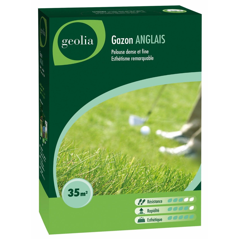 Gazon anglais geolia 35 m leroy merlin - Gazon leroy merlin ...