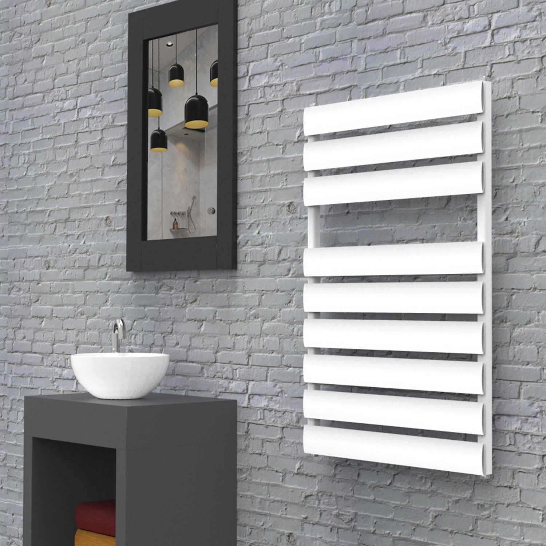 s che serviettes eau chaude aluminium hox modena 50 x 80. Black Bedroom Furniture Sets. Home Design Ideas