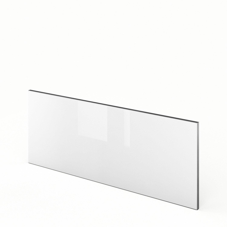 porte de cuisine blanc f90 35 everest l90 x h35 cm leroy merlin. Black Bedroom Furniture Sets. Home Design Ideas
