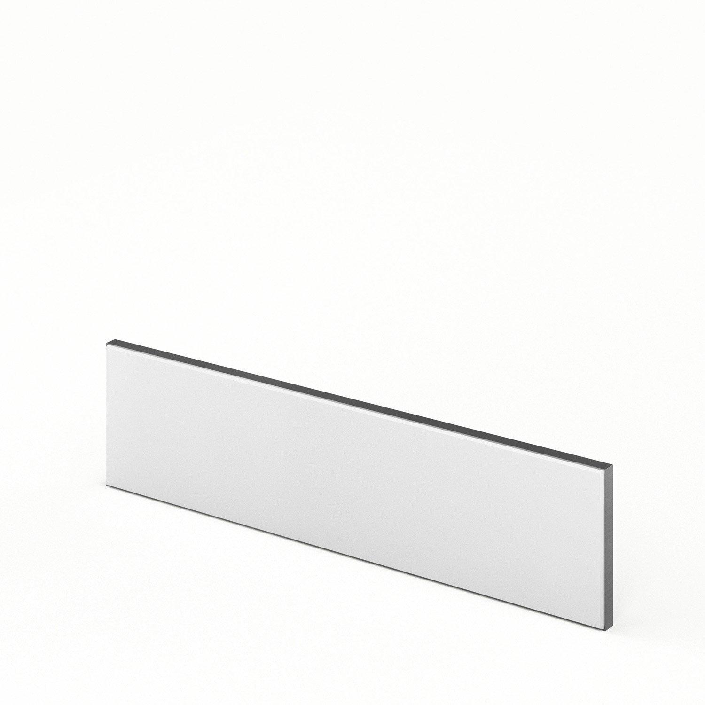 bandeau four de cuisine blanc o60 15 everest l60 x h15 cm leroy merlin. Black Bedroom Furniture Sets. Home Design Ideas