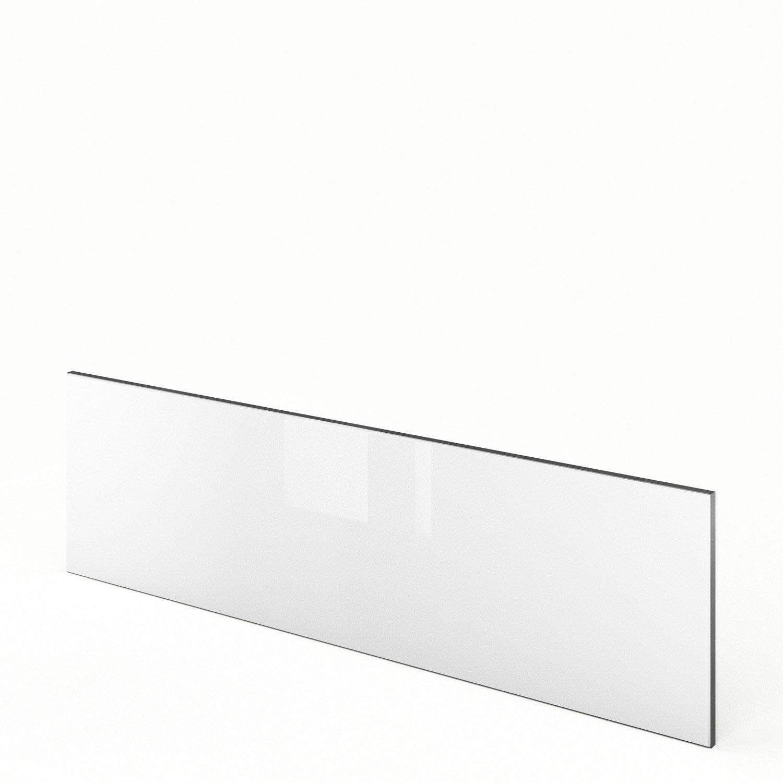 porte de cuisine blanc f120 35 everest l120 x h35 cm leroy merlin. Black Bedroom Furniture Sets. Home Design Ideas
