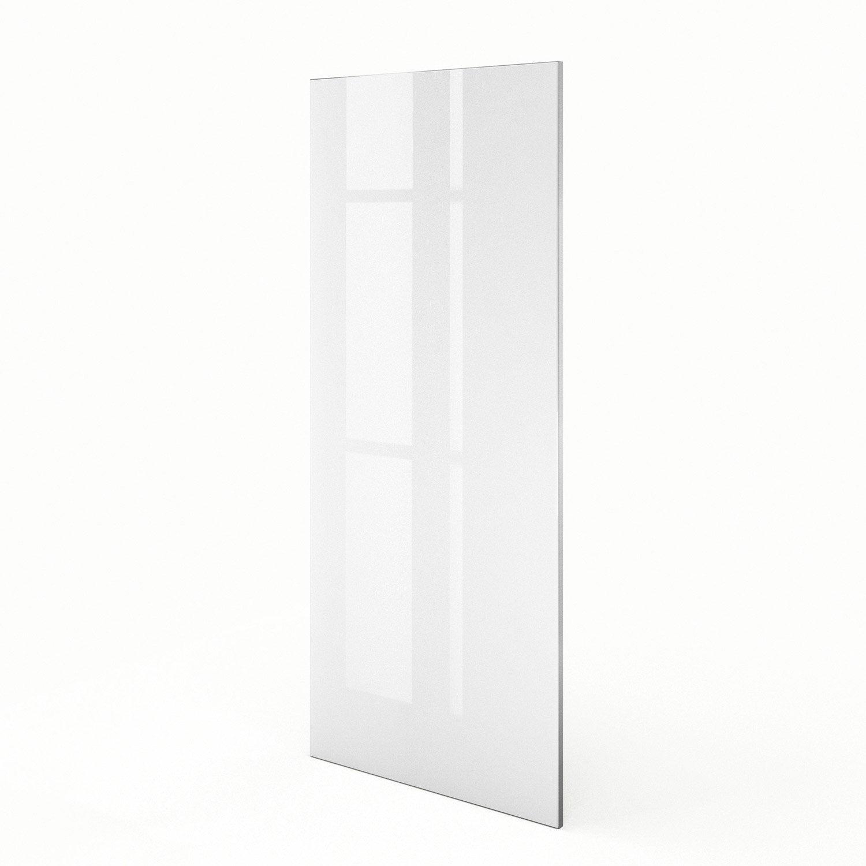 porte 1 2 colonne de cuisine blanc everest x cm leroy merlin. Black Bedroom Furniture Sets. Home Design Ideas