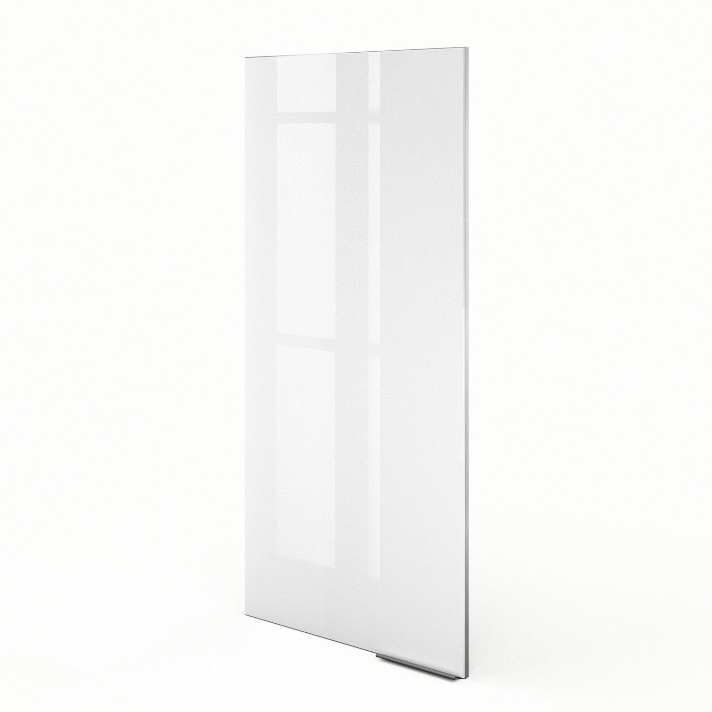 porte 1 2 colonne de cuisine blanc f60 130 everest l60 x h130 cm leroy merlin. Black Bedroom Furniture Sets. Home Design Ideas