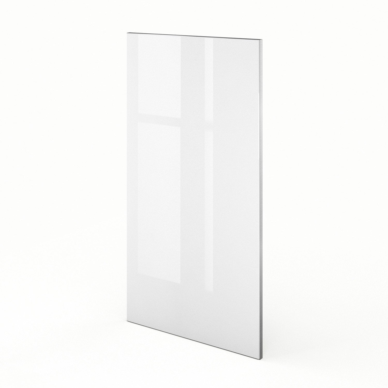 porte de cuisine blanc f50 92 everest l50 x h92 cm. Black Bedroom Furniture Sets. Home Design Ideas