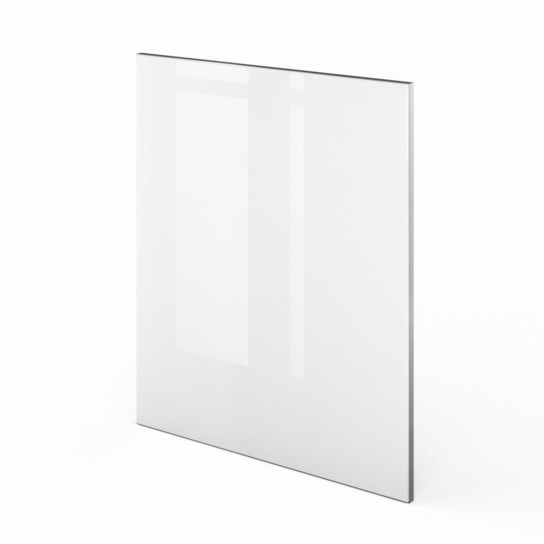 Porte de cuisine blanc f60 everest l60 x h70 cm leroy for Porte de cuisine leroy merlin