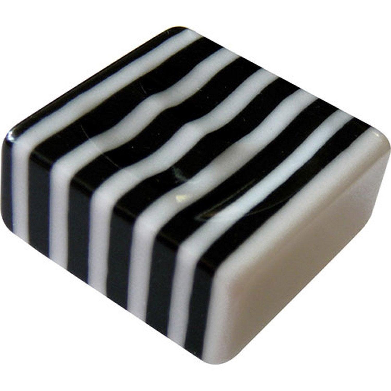 bouton de meuble carr r sine polyester poli leroy merlin. Black Bedroom Furniture Sets. Home Design Ideas
