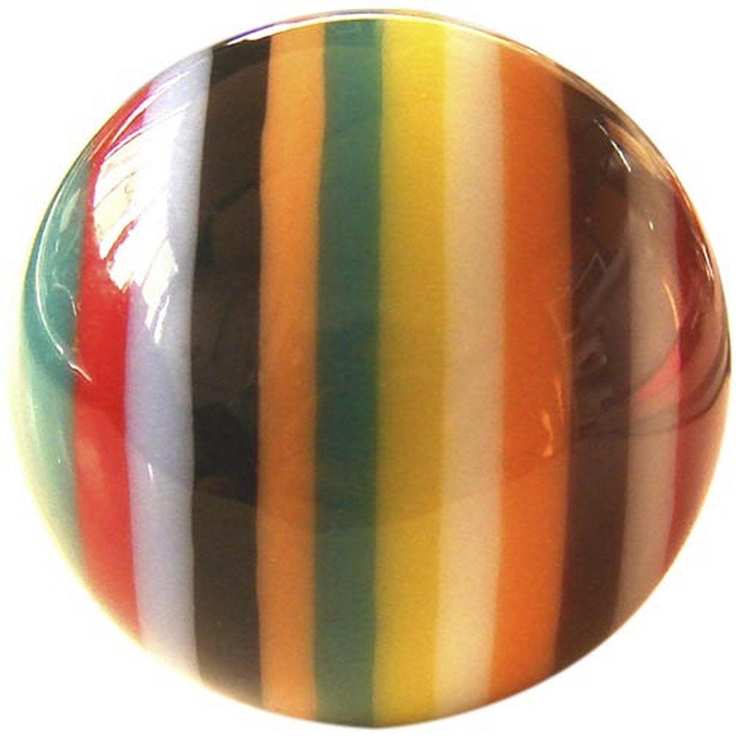 Bouton de meuble boule r sine polyester brillant leroy for Resine polyester leroy merlin