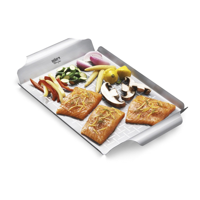 Plat de cuisson weber leroy merlin - Table de cuisson leroy merlin ...