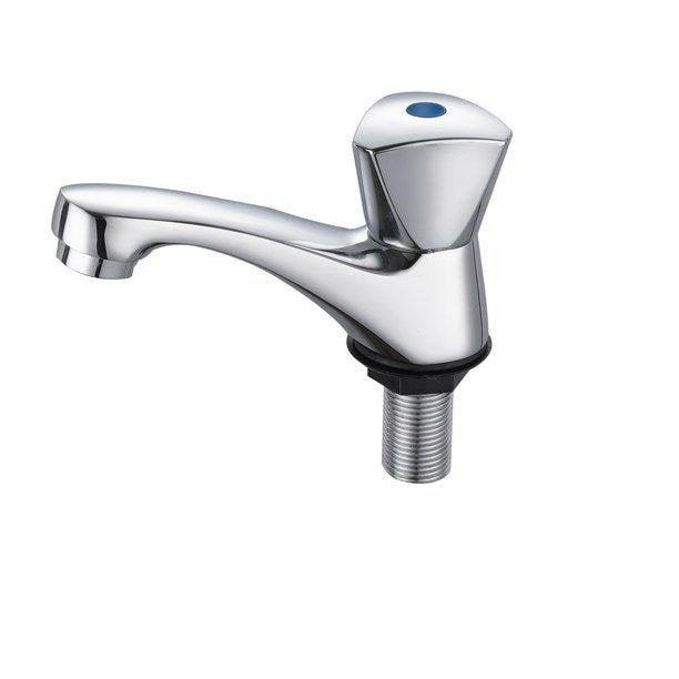 Robinet de lave mains eau froide chrom nerea leroy merlin for Prix d un robinet de cuisine