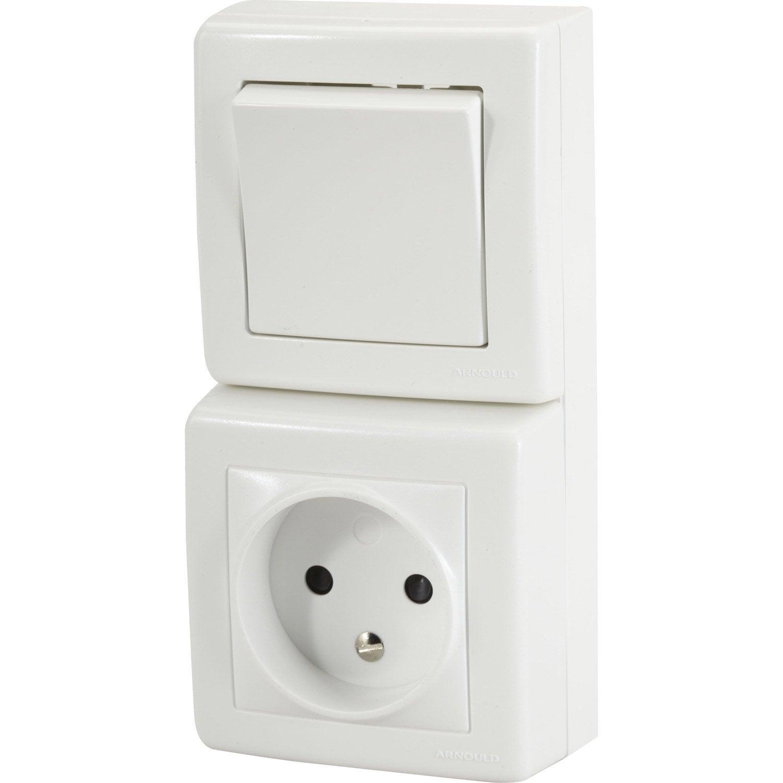 Interrupteur Prise Sans Fil 1 Interrupteur Prise Sans