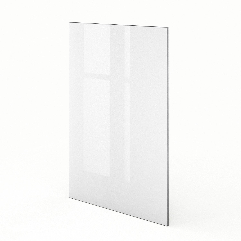 porte de cuisine blanc f60 92 everest l60 x h92 cm leroy merlin. Black Bedroom Furniture Sets. Home Design Ideas