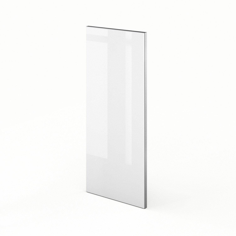 porte de cuisine blanc f30 everest l30 x h70 cm leroy merlin. Black Bedroom Furniture Sets. Home Design Ideas