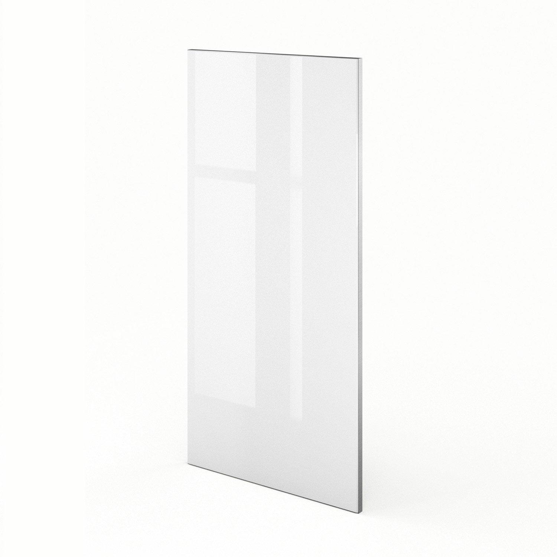 porte de cuisine blanc f45 92 everest l45 x h92 cm. Black Bedroom Furniture Sets. Home Design Ideas