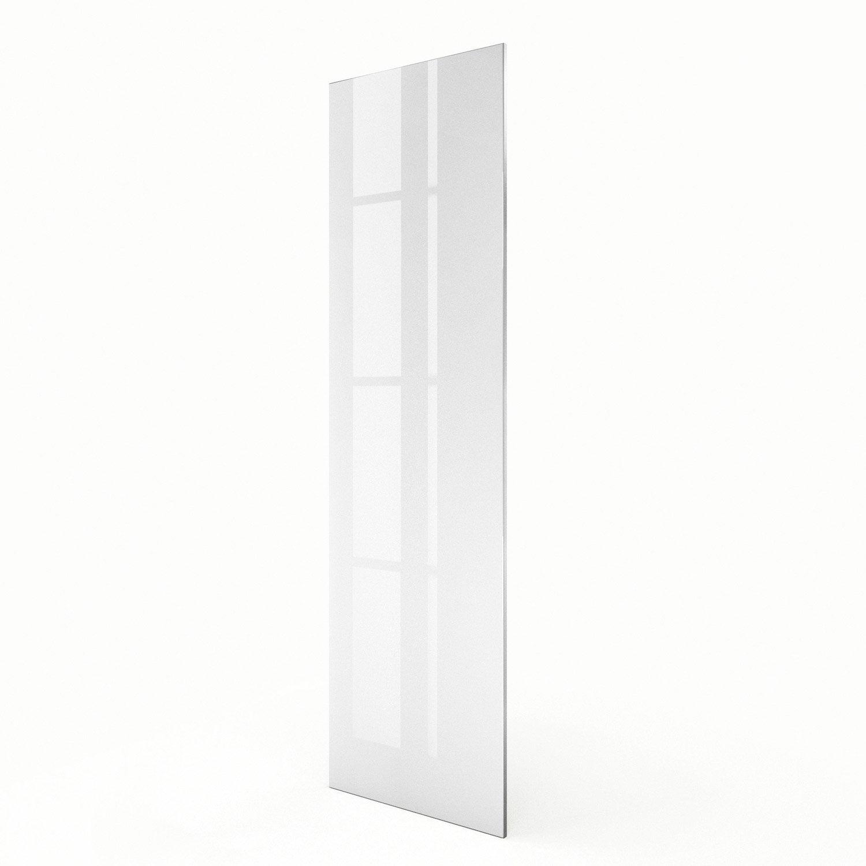joue colonne de cuisine blanc everest l65 x h200 cm leroy merlin. Black Bedroom Furniture Sets. Home Design Ideas