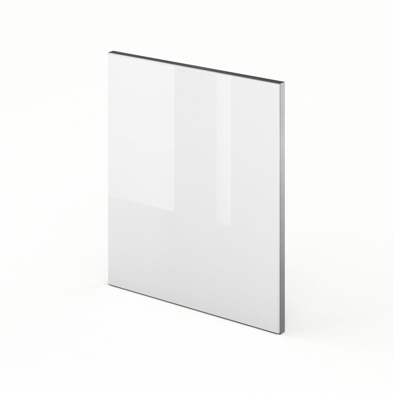 joue meuble haut de cuisine blanc l37 everest l37 x h92 cm leroy merlin. Black Bedroom Furniture Sets. Home Design Ideas