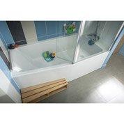 Tablier de baignoire l.85 cm blanc, JACOB DELAFON Sofa