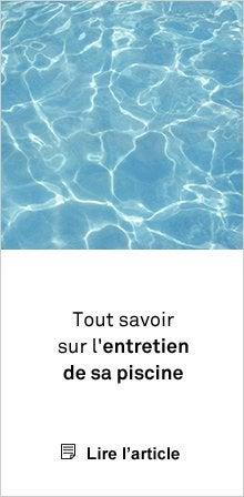 mettre en eau la piscine traitement de l 39 eau de la piscine leroy merlin. Black Bedroom Furniture Sets. Home Design Ideas