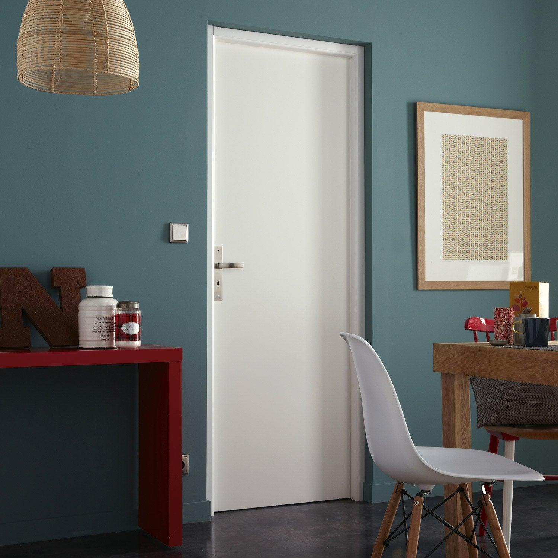 bloc porte m dium mdf laqu e blanc blanc blanc n 0 borgo. Black Bedroom Furniture Sets. Home Design Ideas
