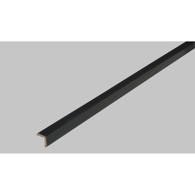 baguette d 39 angle 20 x 20 mm leroy merlin. Black Bedroom Furniture Sets. Home Design Ideas