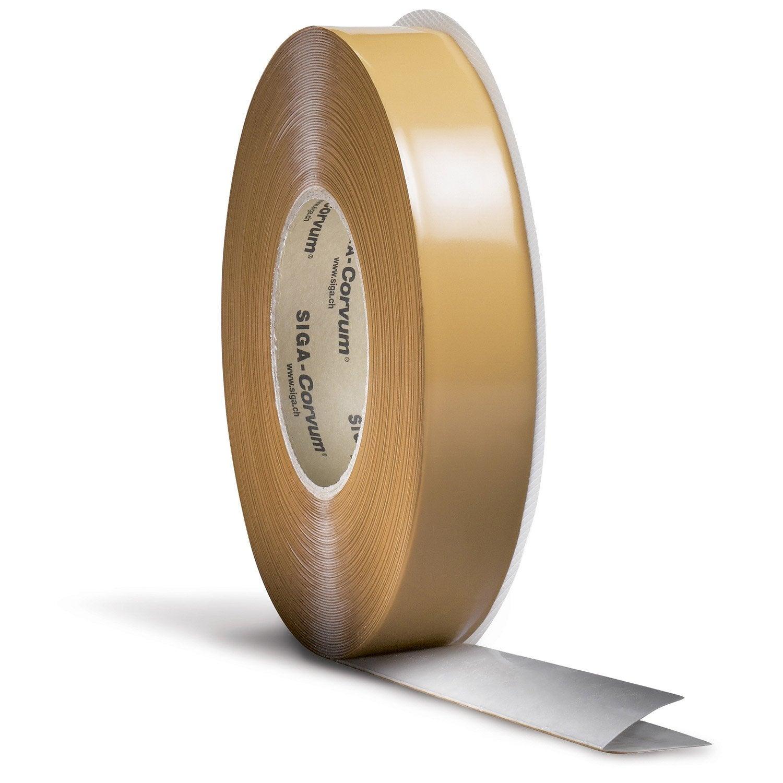 Rouleau adh sif corvum siga 30 30 mm x 25 m leroy merlin - Leroy merlin rouleau adhesif ...