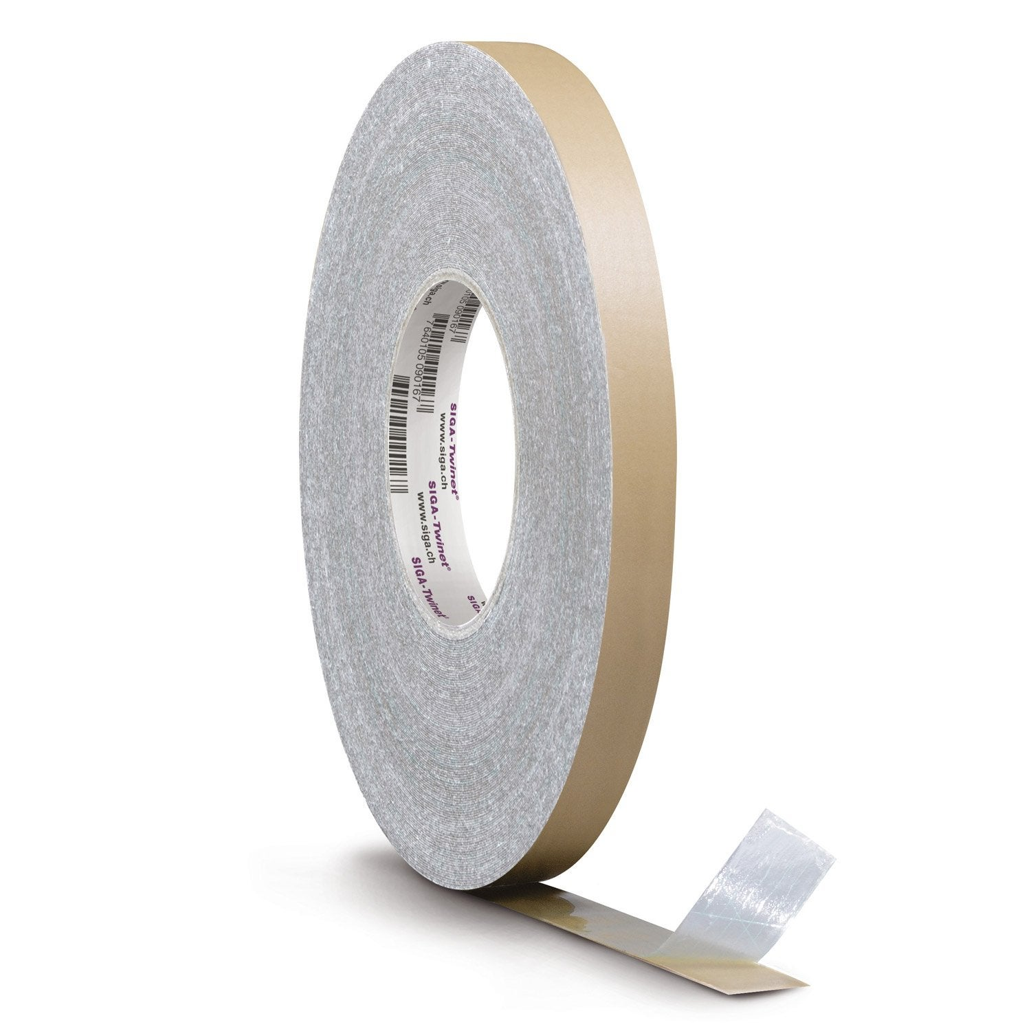 rouleau adh sif pare vapeur twinet siga 25mm x 50m