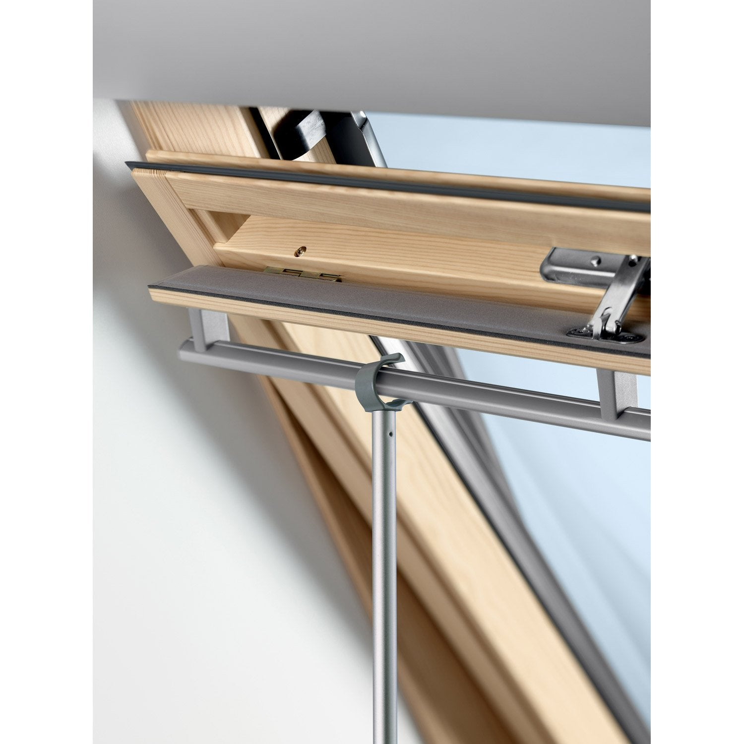 Canne rigide velux leroy merlin for Fermer une fenetre