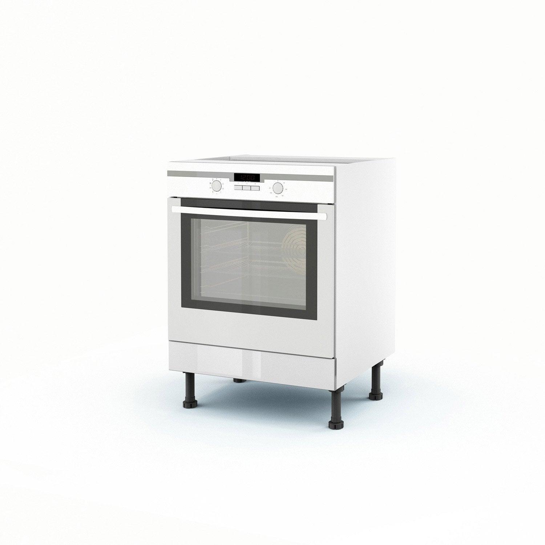 Meuble cuisine leroy merlin blanc id es de design for Meuble cuisine leroy merlin