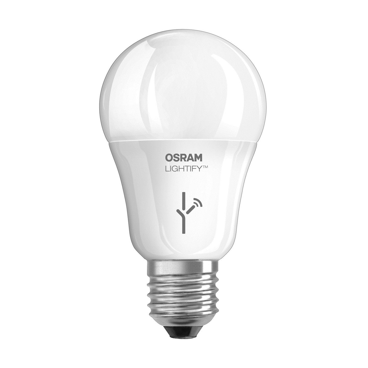 Ampoule connect e led changement de couleurs 9 5w - Connect leroymerlin fr ...