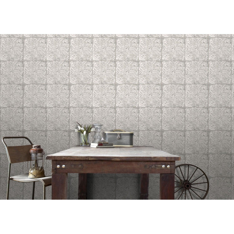 papier peint intiss carr moulure leroy merlin. Black Bedroom Furniture Sets. Home Design Ideas
